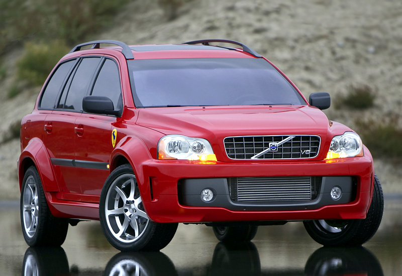 2004 Volvo XC90 PUV Concept