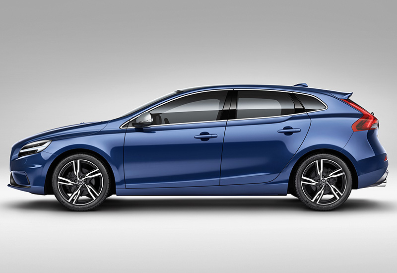 2016 Volvo V40 T5 R Design Specifications Photo Price