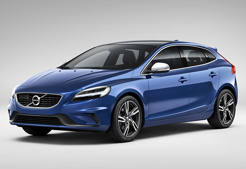 2016 volvo v40 t5 r design specifications photo price information rating. Black Bedroom Furniture Sets. Home Design Ideas