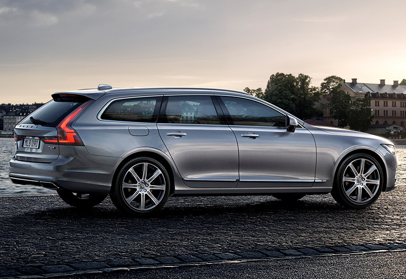 2017 volvo v90 t8 specifications photo price information rating. Black Bedroom Furniture Sets. Home Design Ideas