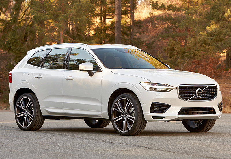 2018 Volvo XC60 T8 R-Design - specifications, photo, price ...