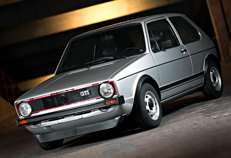 1976 Volkswagen Golf GTI (Typ 17) - specifications, photo, price, information, rating