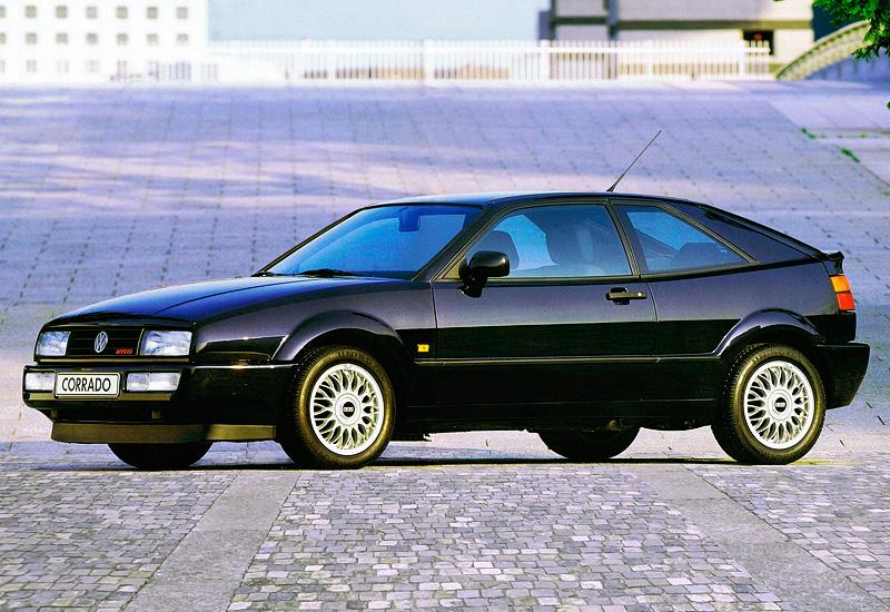 1992 Volkswagen Corrado Vr6 Specifications Photo Price