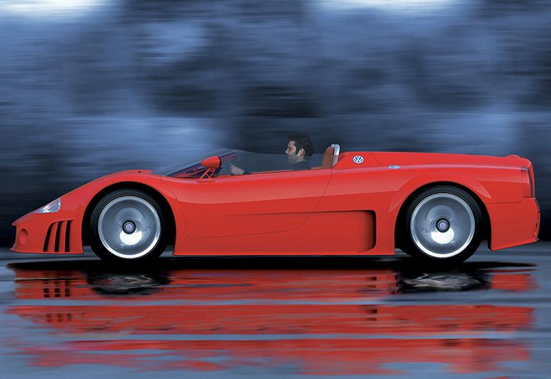 1998 Volkswagen W12 Roadster Concept Specifications Photo Price