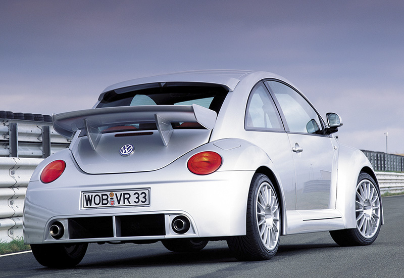 2001 Volkswagen New Beetle Rsi Specifications Photo