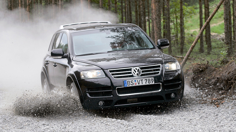 2005 Volkswagen Touareg W12 Sport - specifications, photo, price, information, rating