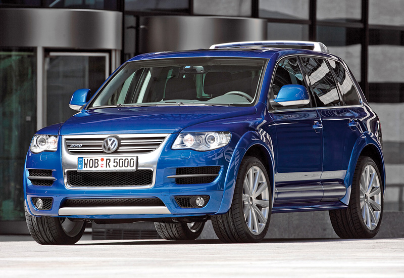 2007 Volkswagen Touareg R50 - specifications, photo, price, information, rating