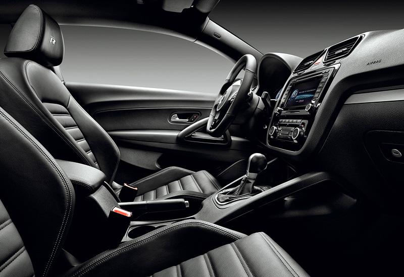 2009 Volkswagen Scirocco R