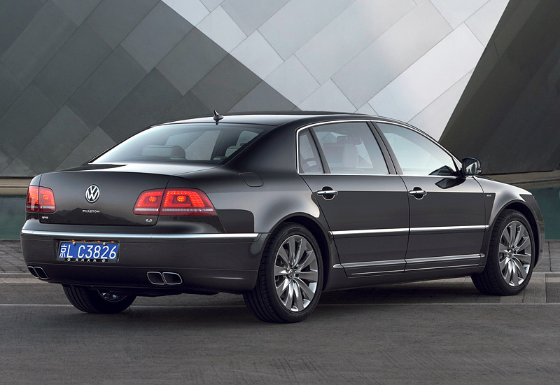 2010 volkswagen phaeton w12 specifications photo price. Black Bedroom Furniture Sets. Home Design Ideas