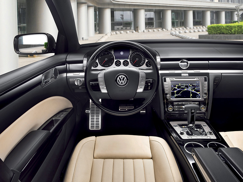 2010 Volkswagen Phaeton W12