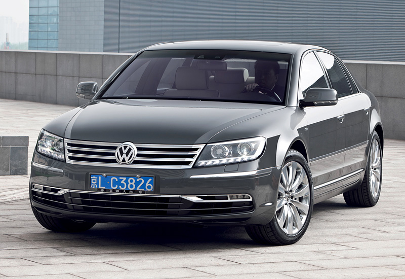 2010 volkswagen phaeton w12 specifications photo price information rating. Black Bedroom Furniture Sets. Home Design Ideas