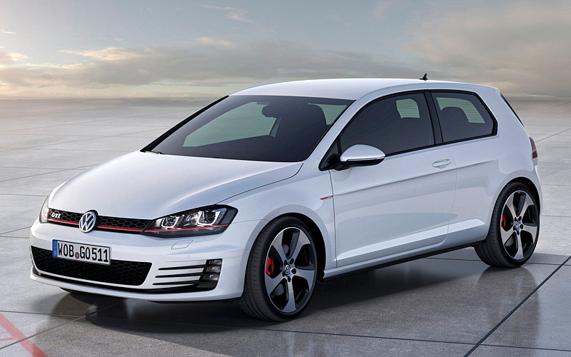 2013 volkswagen golf gti specifications photo price. Black Bedroom Furniture Sets. Home Design Ideas