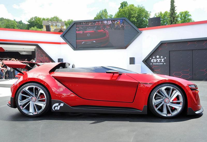 2014 Volkswagen Gti Roadster Vision Gran Turismo Specifications