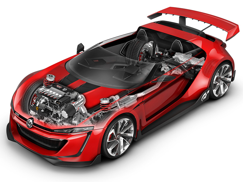 volkswagen gti roadster vision gran turismo specifications photo price information rating