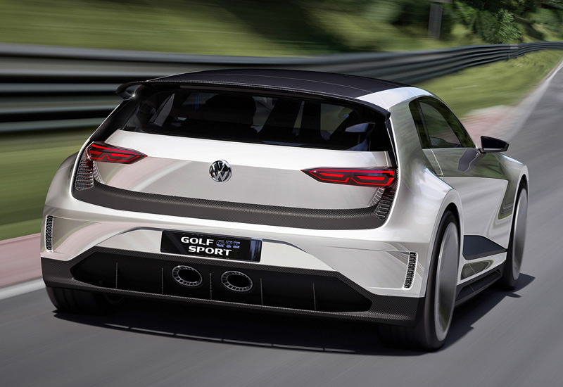 2015 Volkswagen Golf Gte Sport Concept Specifications