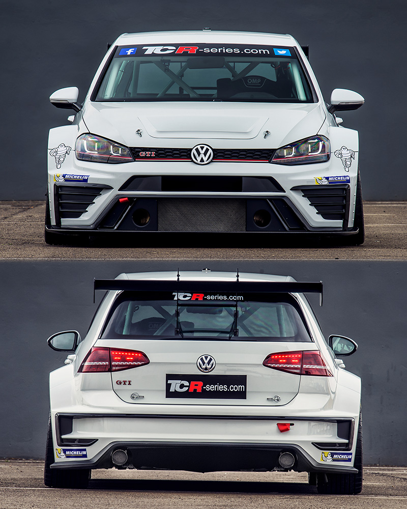 2016 volkswagen golf gti tcr - specifications, photo, price
