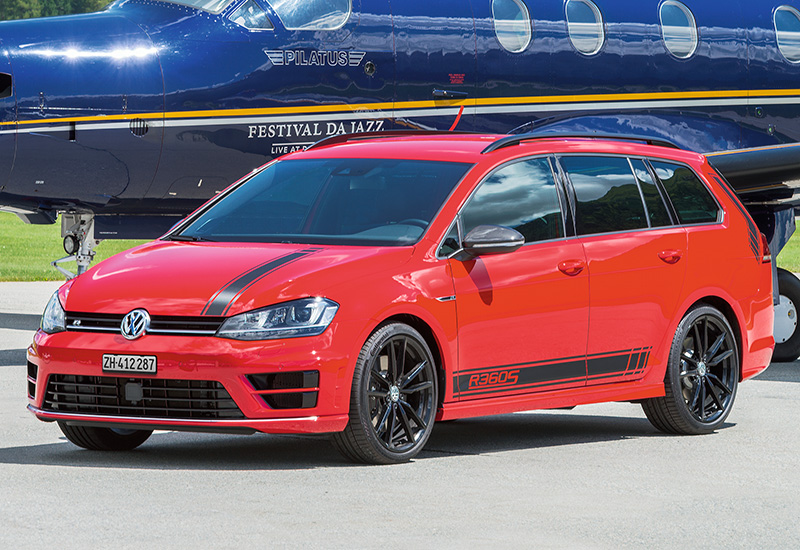 Golf R 0 60 >> 2017 Volkswagen Golf R360S Variant - specifications, photo, price, information, rating