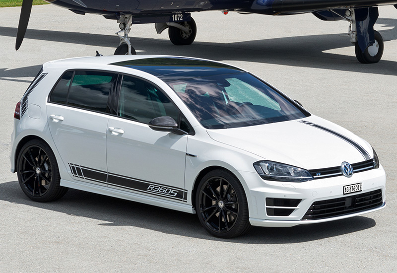 2017 Volkswagen Golf R360S - specifications, photo, price, information ...