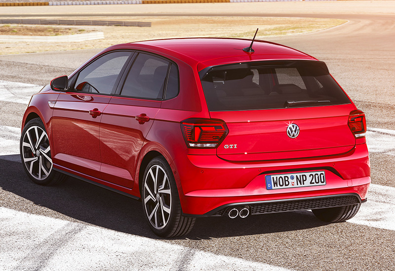 200 Kph To Mph >> 2018 Volkswagen Polo GTI - specifications, photo, price ...