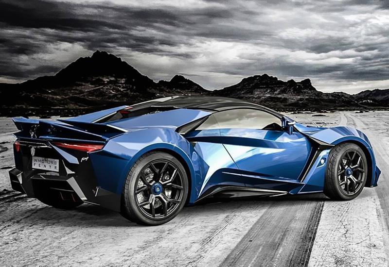 2015 w motors fenyr supersport specifications photo