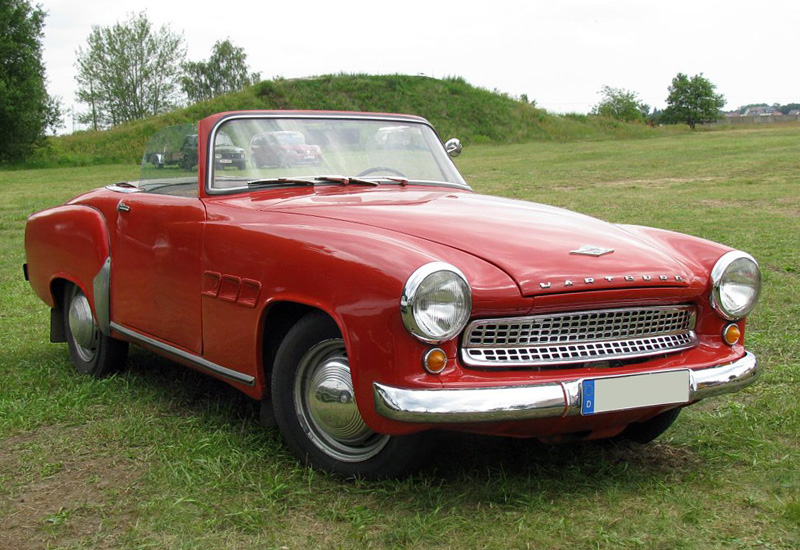 1957 Wartburg 313 1 Sport Specifications Photo Price
