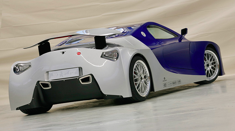 2008 Weber Sportscars Faster One F1 Specifications