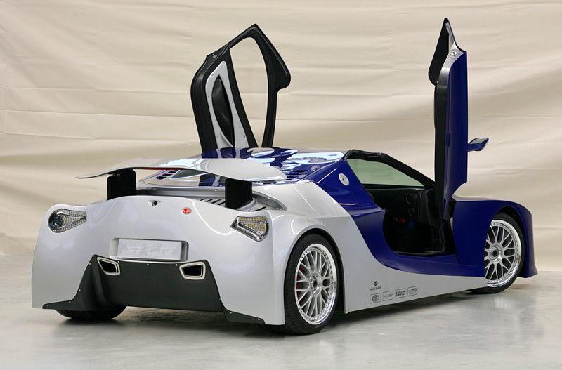 2008 Weber Sportscars Faster One (F1) - specifications ...