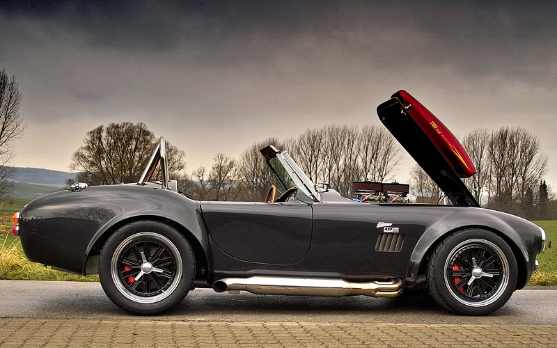 300 Hp Cars >> 2006 AC Cobra Weineck 780 cui Limited Edition - specifications, photo, price, information, rating