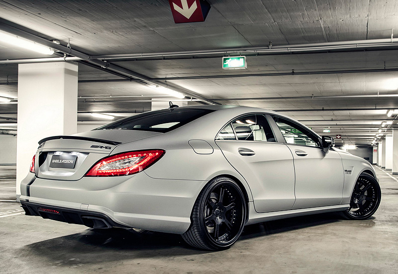 2012 Mercedes Benz Cls 63 Amg Wheelsandmore Seven 11 Specifications Photo Price Information