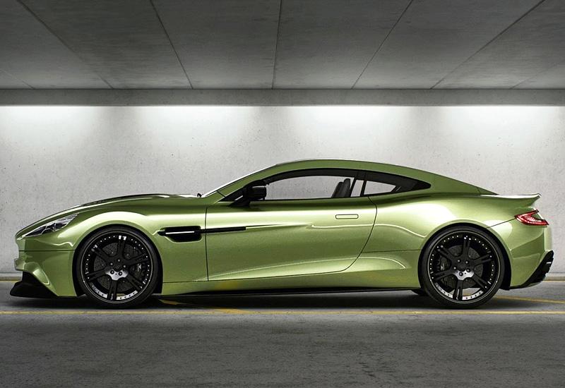 2013 Aston Martin Vanquish Wheelsandmore Stage 1