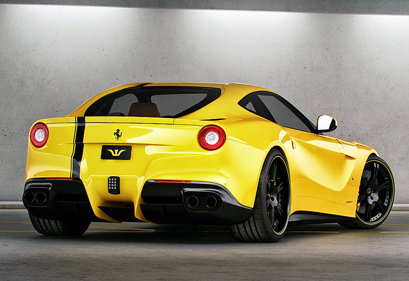 2013 Ferrari F12 Berlinetta First Look - Motor Trend