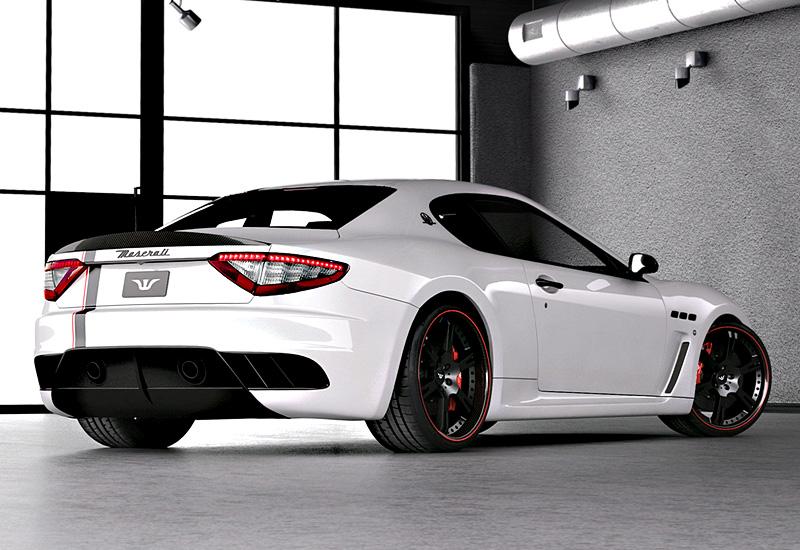 2013 Maserati GranTurismo MC Stradale Wheelsandmore Demonoxious ...