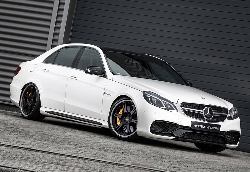2013 Mercedes-Benz E 63 AMG S 4Matic Wheelsandmore Seven-11