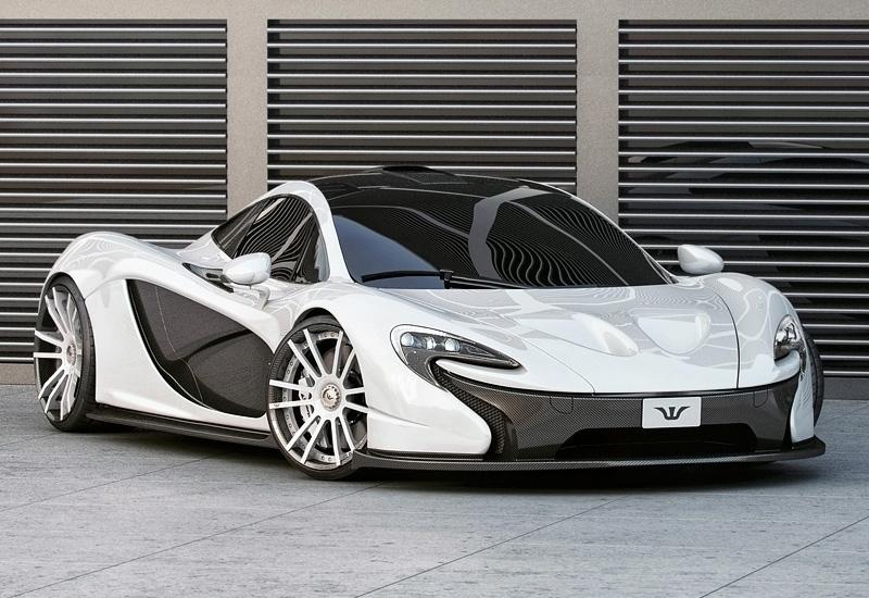 2014 McLaren P1 Wheelsandmore - specifications, photo, price ...