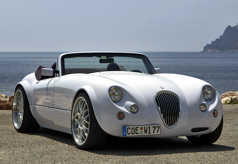 2003 Wiesmann Roadster Mf3 Specifications Photo Price