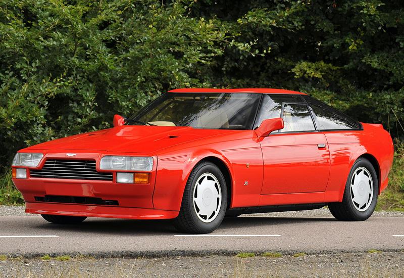 Aston Martin V Vantage Zagato Specifications Photo Price - 1986 aston martin vantage