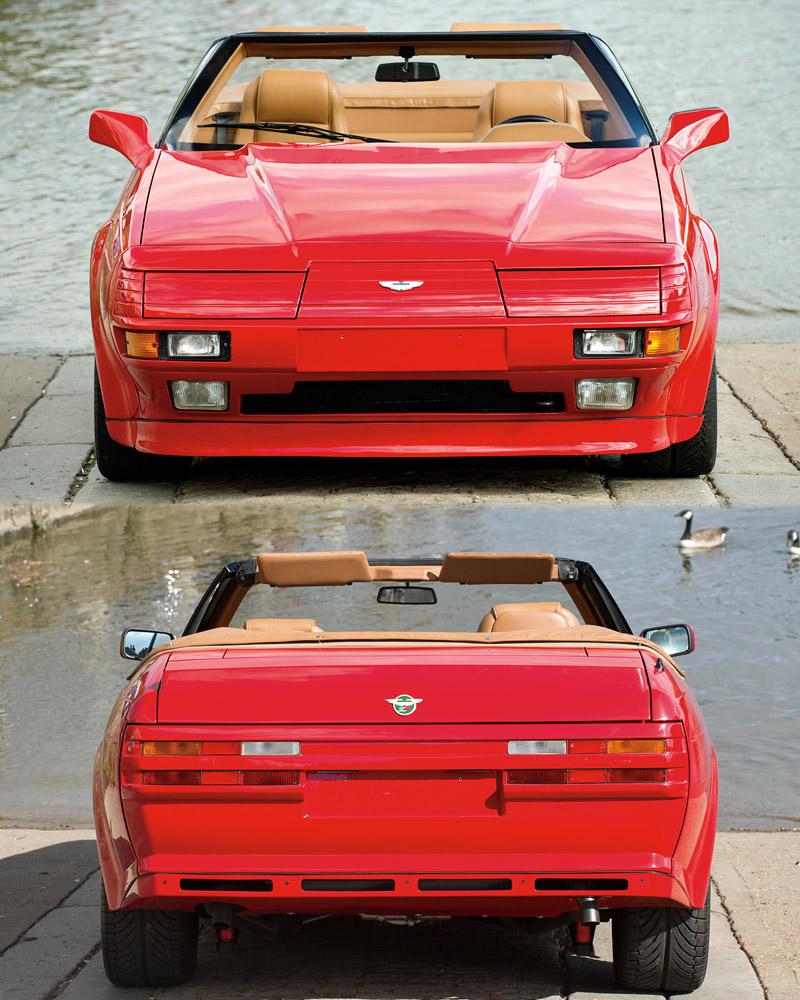 1988 Aston Martin V8 Volante Zagato