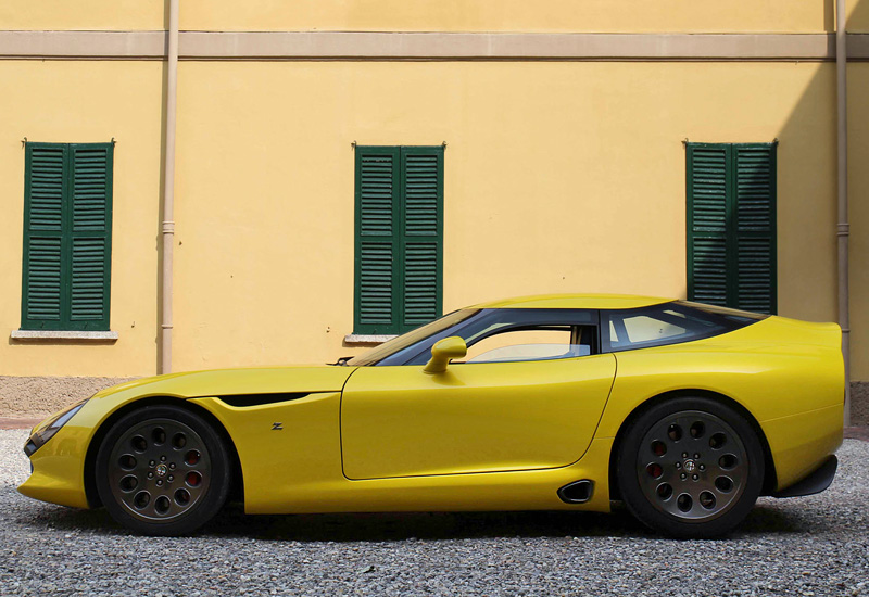 Alfa romeo tz3 stradale zagato top speed 10