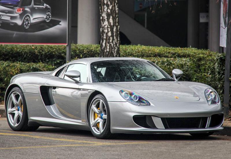 Porsche Carrera gt Red Porsche Carrera gt Zagato Rwd