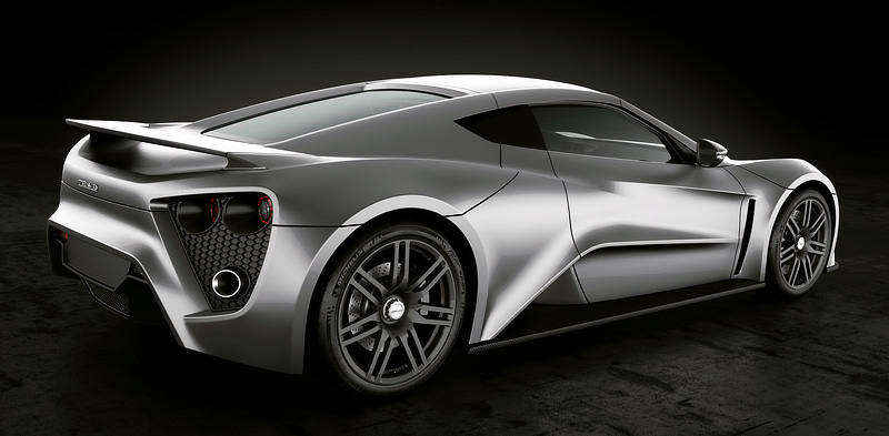 2009 Zenvo ST1 - specifications, photo, price, information, rating