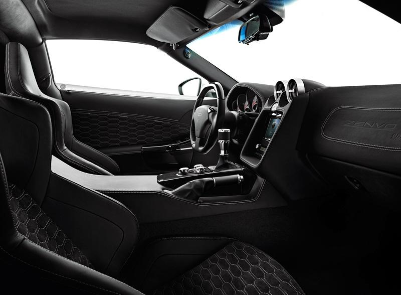 2009 Zenvo ST1