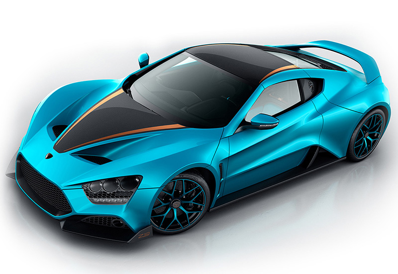 2017 Zenvo Ts1 Gt Specifications Photo Price Information Rating
