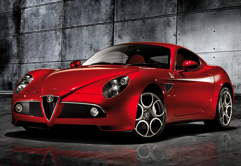 2007 Alfa Romeo 8c Competizione Price And Specifications