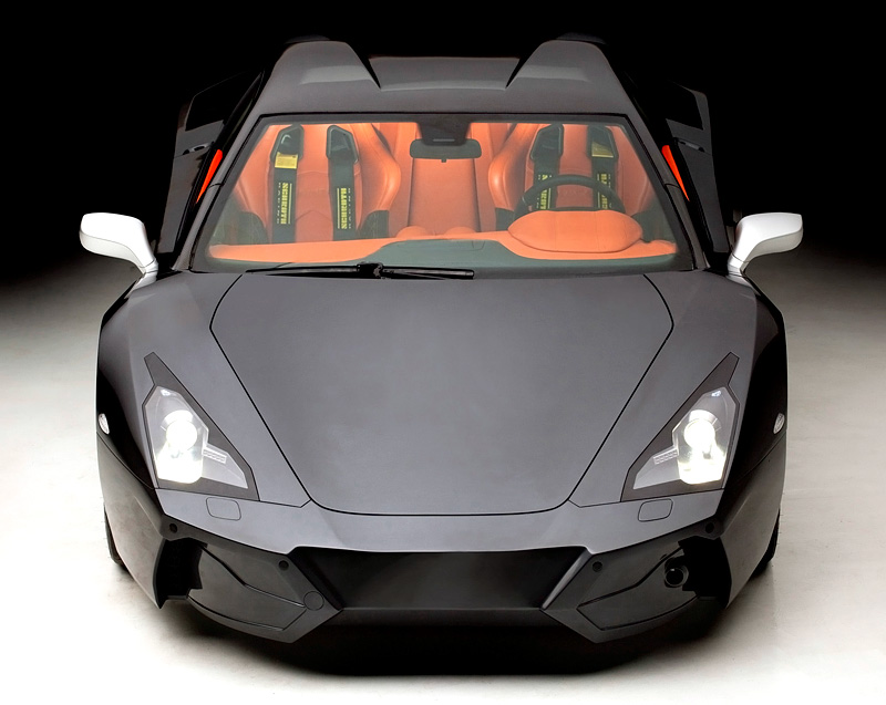 2012 arrinera venocara supercar concept