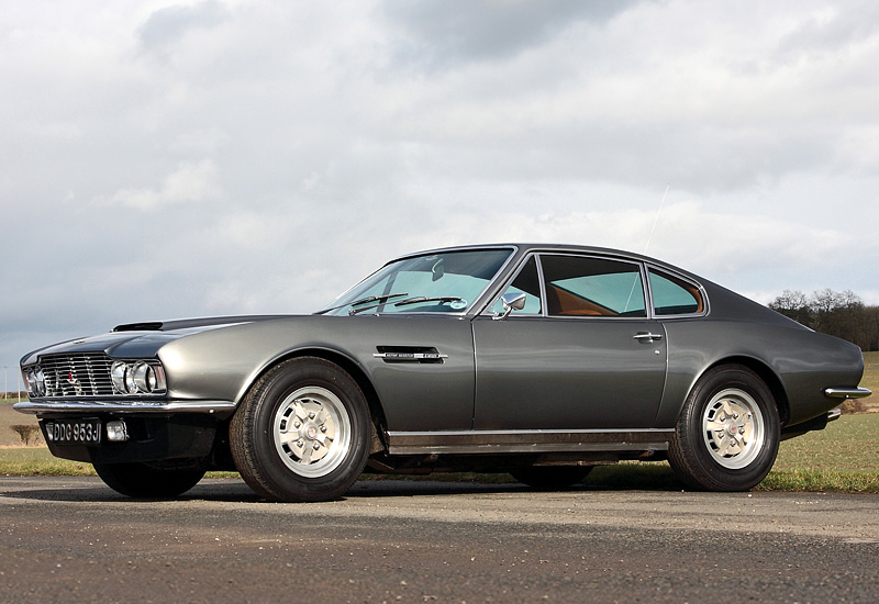 1970 Aston Martin Dbs V8 Price And Specifications