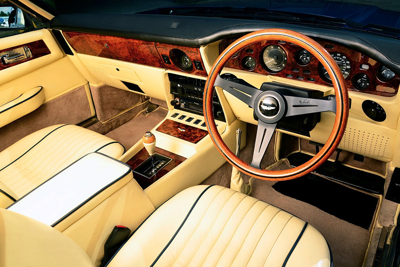 1989 Aston Martin V8 Coupe