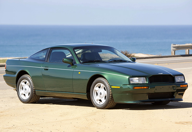 1989 Aston Martin Virage Price And Specifications