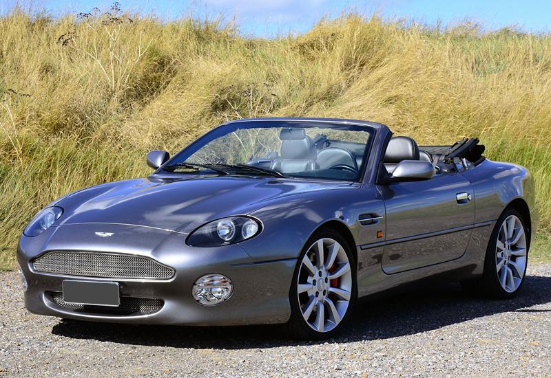 1999 Aston Martin Db7 Vantage Volante Price And Specifications