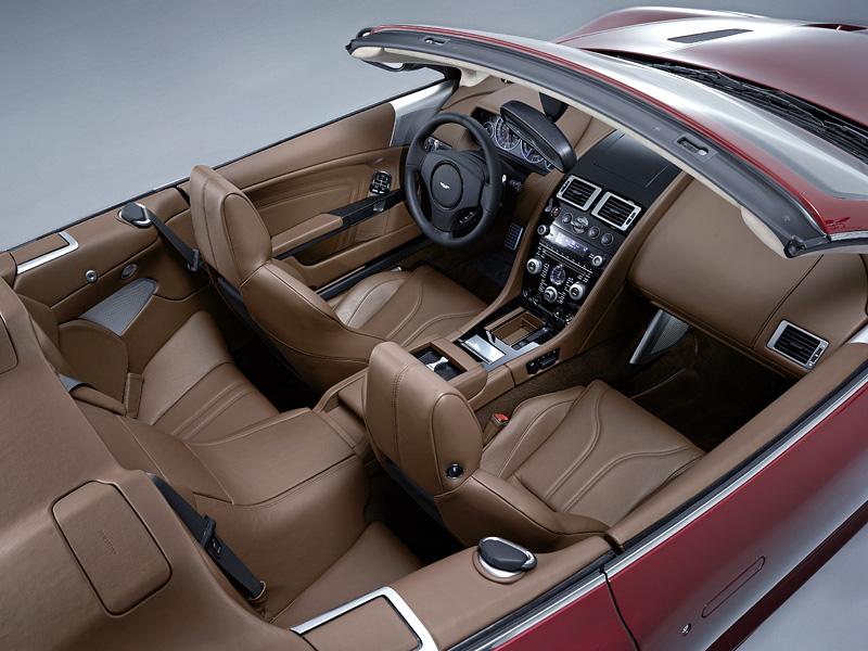 2009 Aston Martin Dbs Volante Price And Specifications