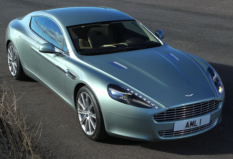 2009 Aston Martin Rapide Price And Specifications